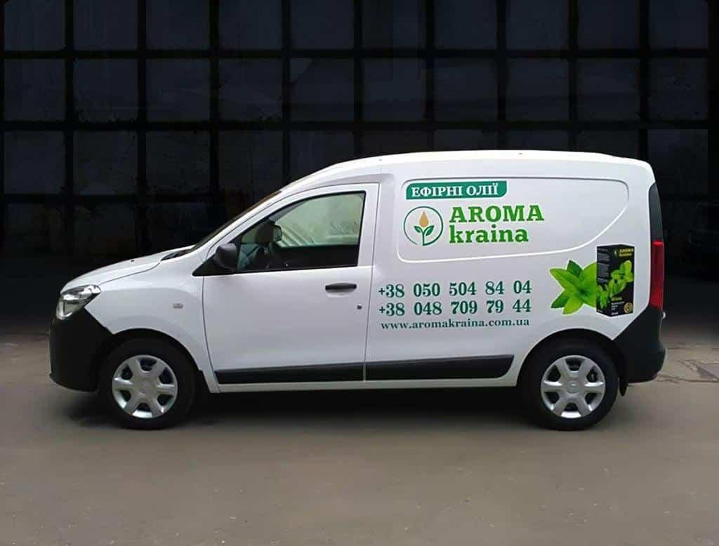 "Фургон ""Aroma_kraina"""