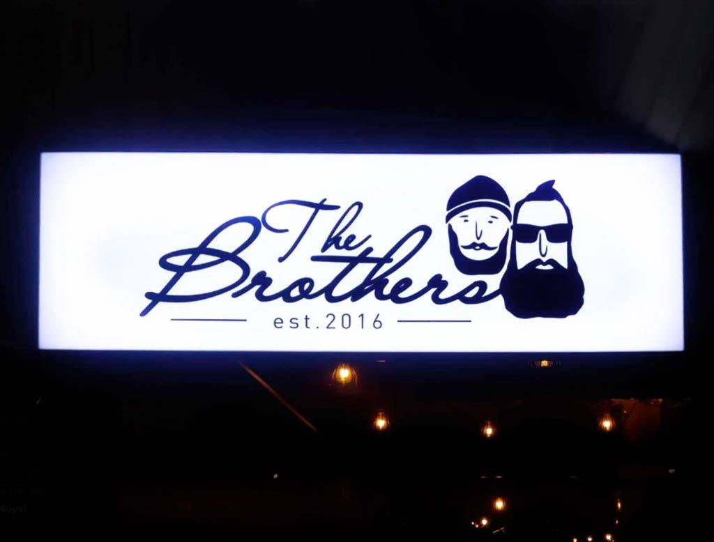 "Лайтбокс ""The Brothers"" Одесса"