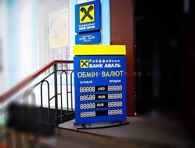 """Мимоход банка """"АВАЛЬ"""""""