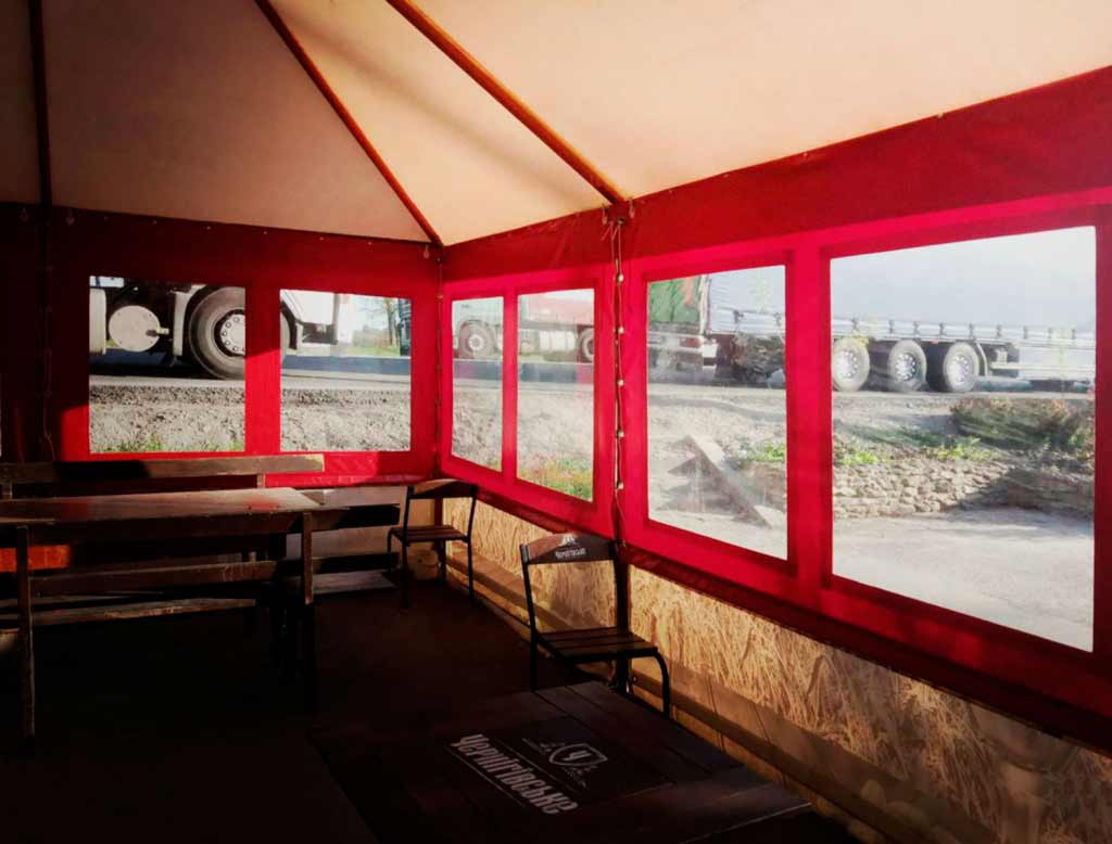 Tent-windows